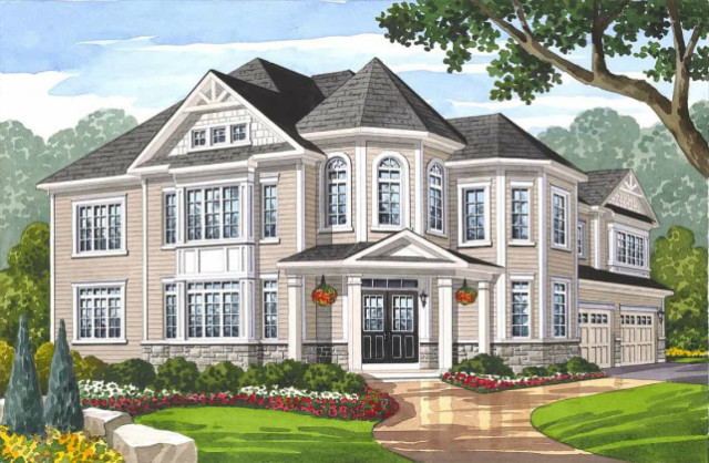 Grand River Woods in Cambridge by Fernbrook Homes