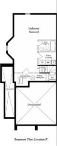 The Belevedere 7 Floorplan 3