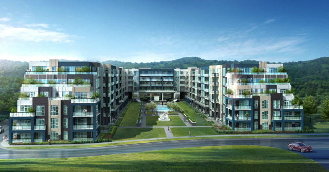 AquaZul on the Grimsby Waterfront is more than 90% sold! Image
