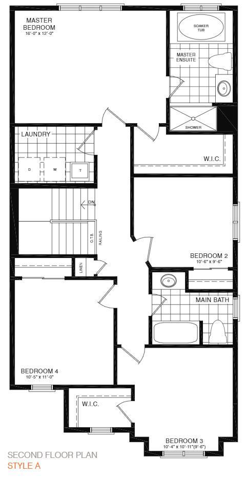 Tranquil Floorplan 2