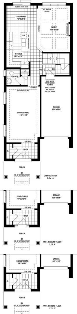 Birkdale Floorplan 1