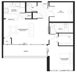 Oakland Floorplan 1