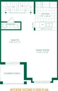 97 Bloom Crescent Floorplan 2