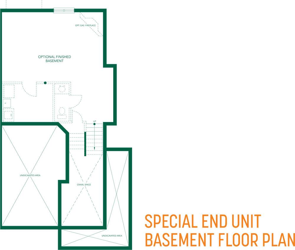 The Parkview Floorplan 6