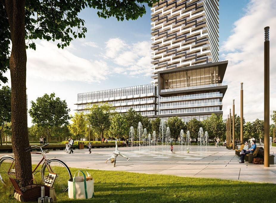 M3 will be the tallest tower in Mississauga Image