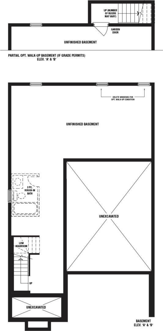 Diamond A Floorplan 4
