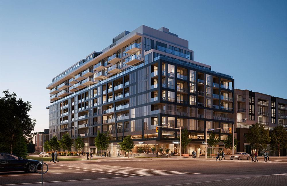 Canderel's Bayview at The Village brings a rare collection of upscale residences to the sought-after Bayview Village neighbourhood Image