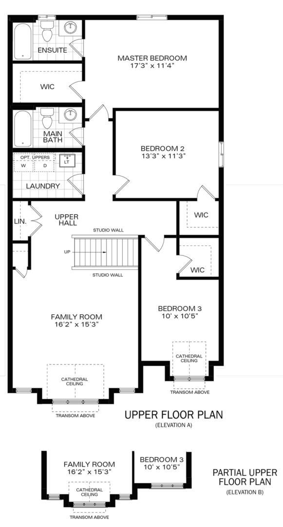 The Knight IV B Floorplan 2