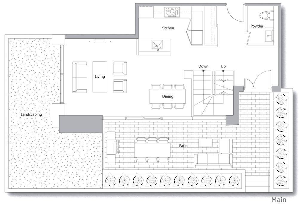 Grand Villa Floorplan 1