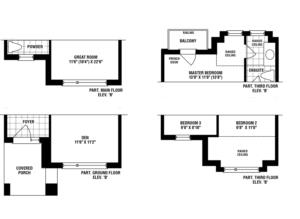 Terraza Lot 18 Blk 210 Floorplan 5