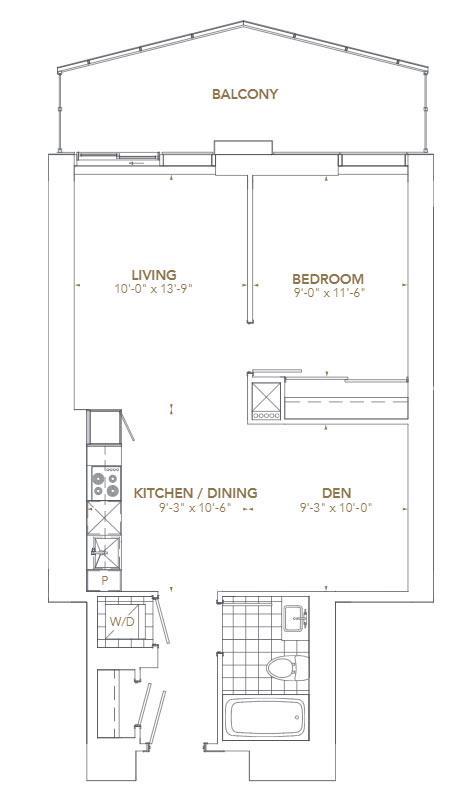 Residence 09 Floorplan 1