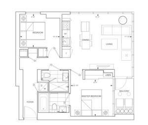 Briza Floorplan 1