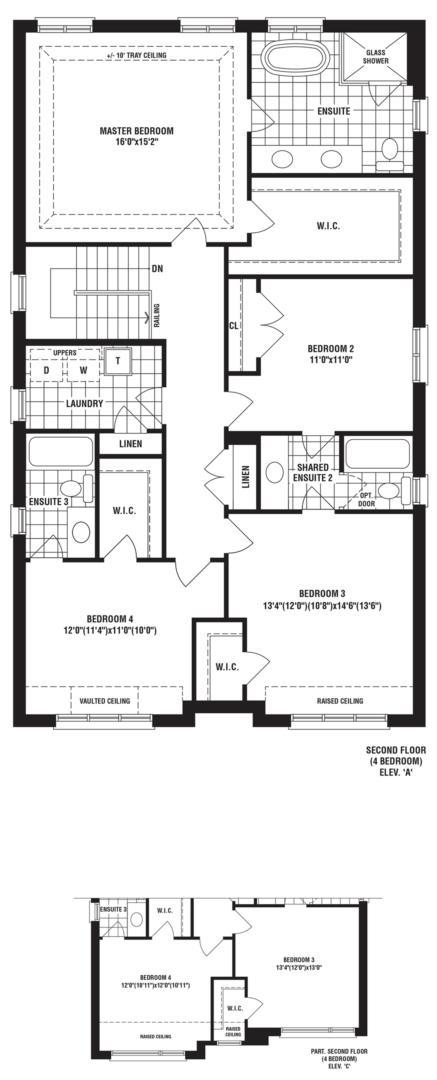 Carr C Floorplan 2
