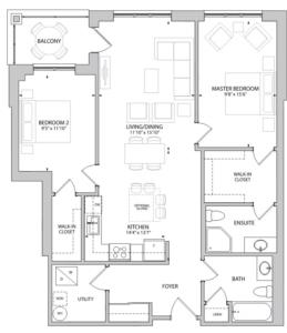 The Hadleigh Floorplan 1