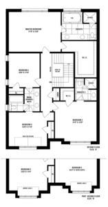 Black Creek Floorplan 2