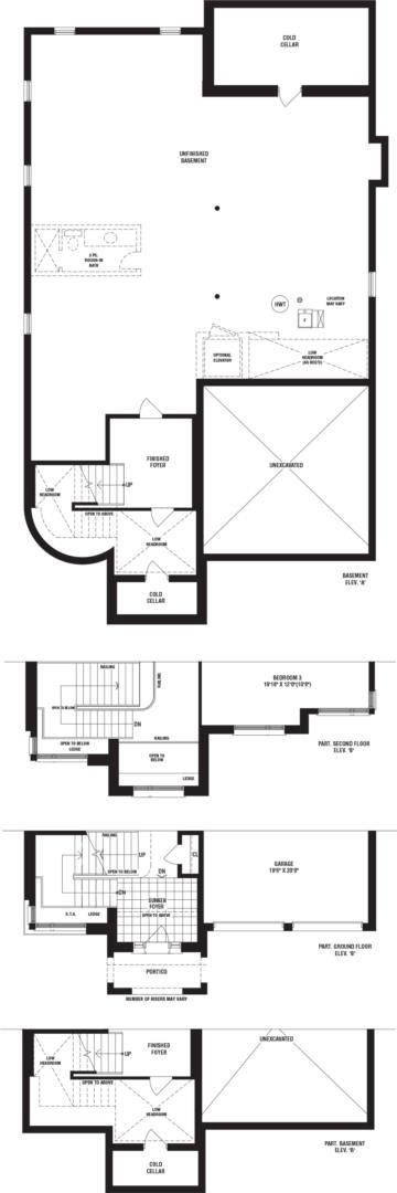 Foster Creek Floorplan 3