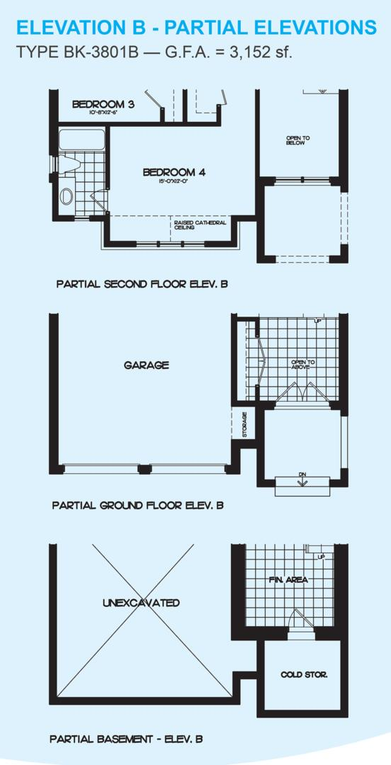 Bellflower B Floorplan 4