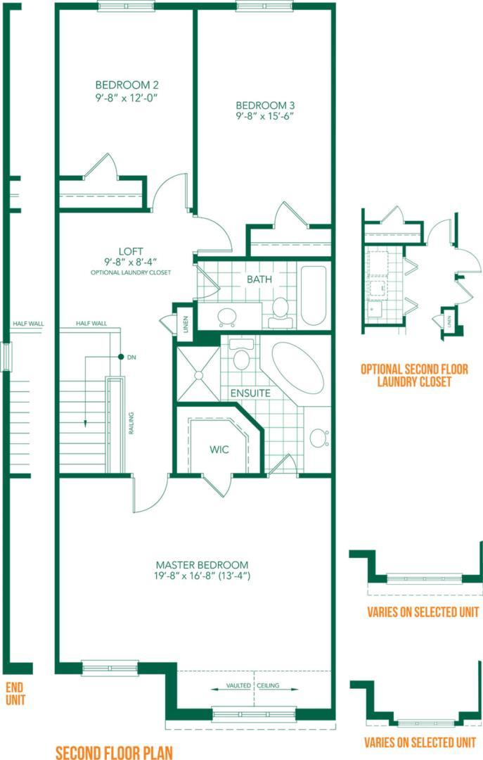 The Mansion Floorplan 2