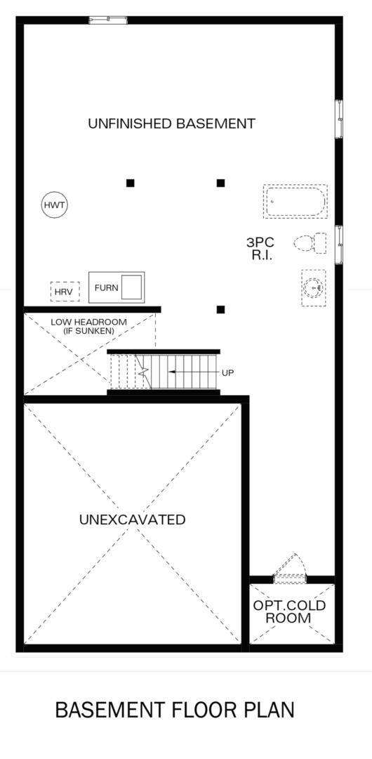 The Knight IV B Floorplan 3