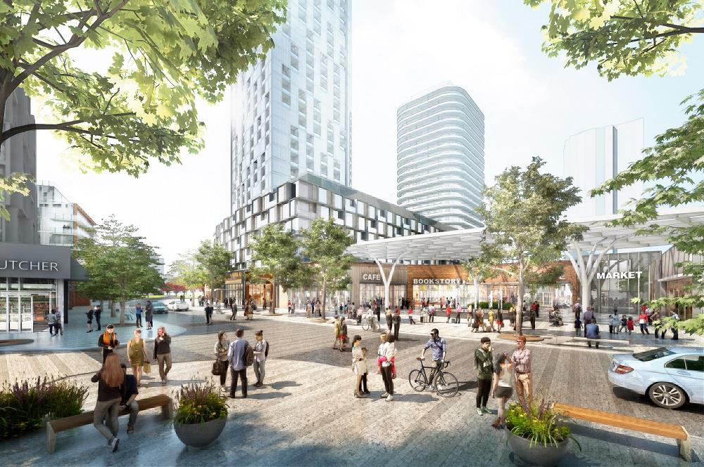 Pedestrian safety a top priority in master-planned Agincourt Mall Redevelopment Image