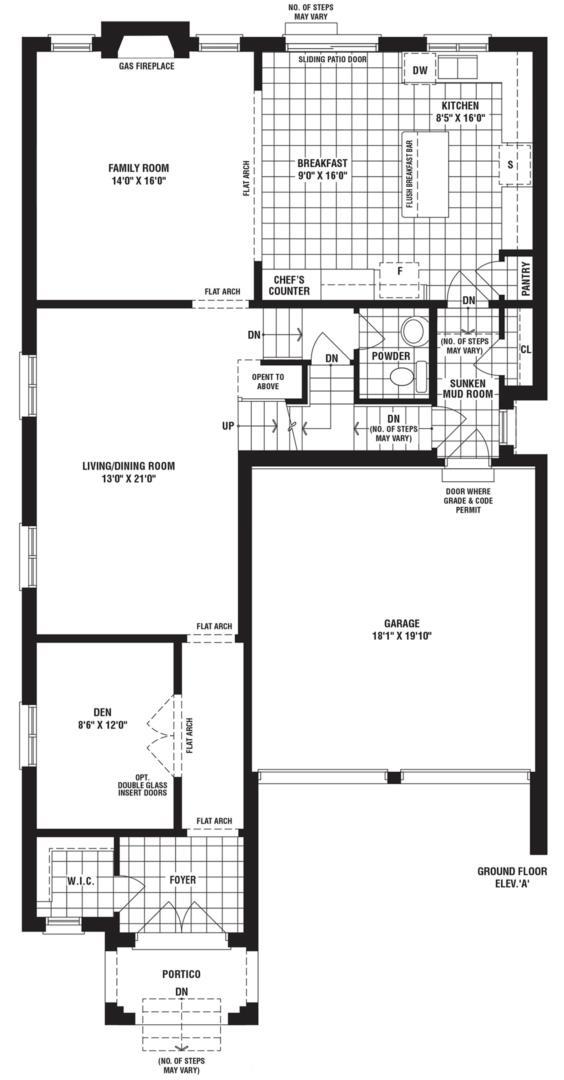 Williams A Floorplan 1