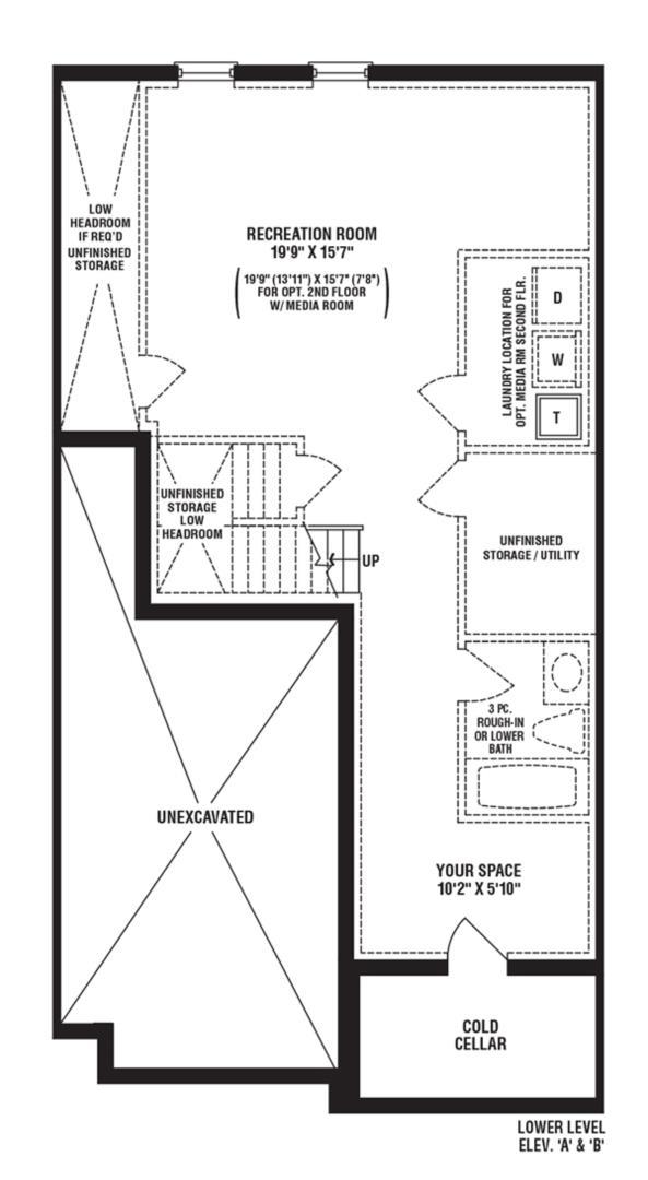 Copper Floorplan 3