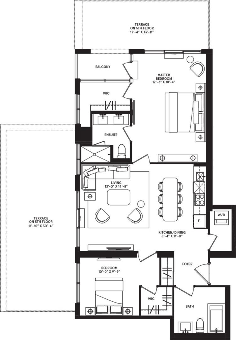 Zurich Podium Floorplan 1