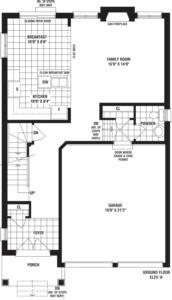Banff Floorplan 1