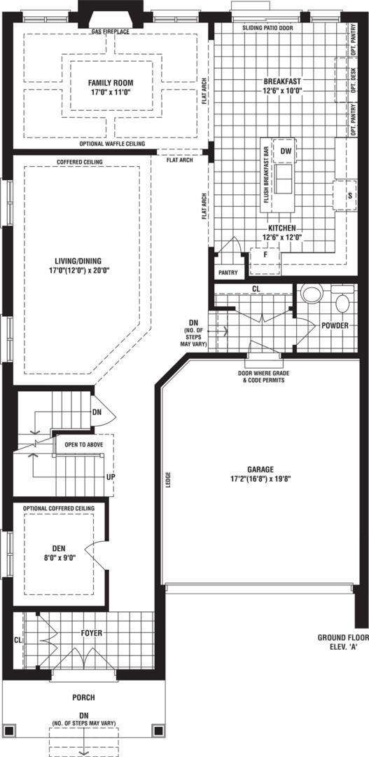 Rosedale Floorplan 1