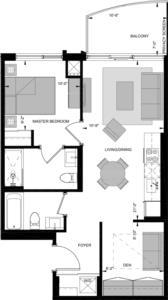 AR-W Floorplan 1