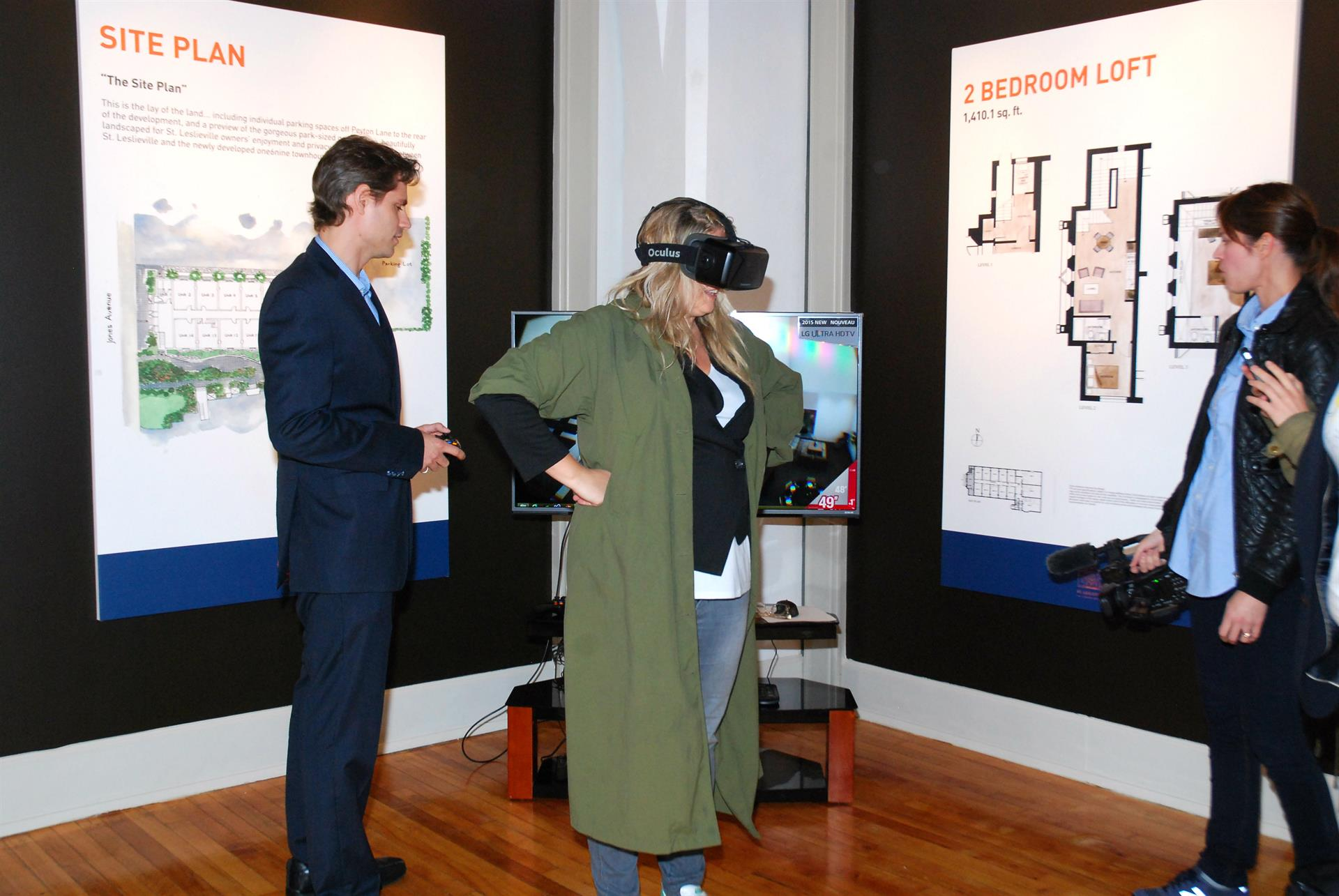 How will virtual reality change the way we buy homes? Image