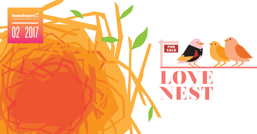 Love Nest: It seems like we can all use a little love in our lives Image
