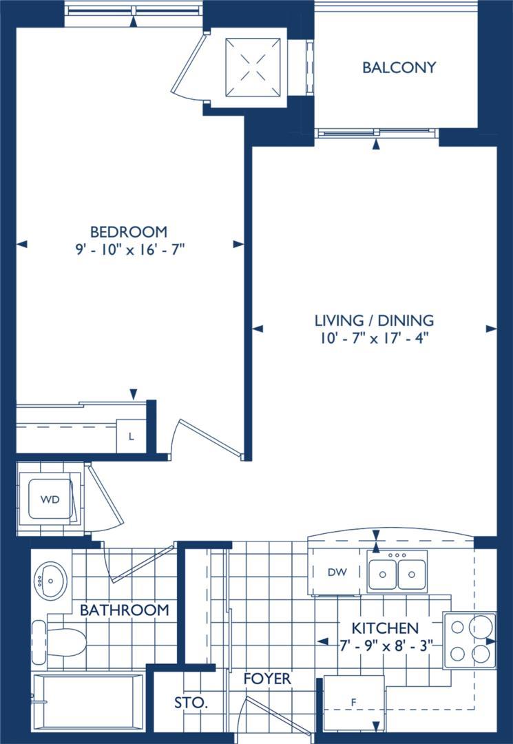 The Abbey Floorplan 1