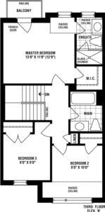 Terraza Floorplan 3