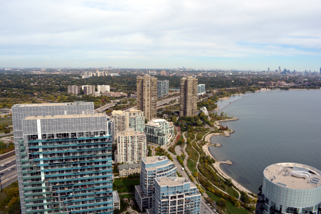 There's still a good selection of suites available at Vita on the Lake in Etobicoke! Image