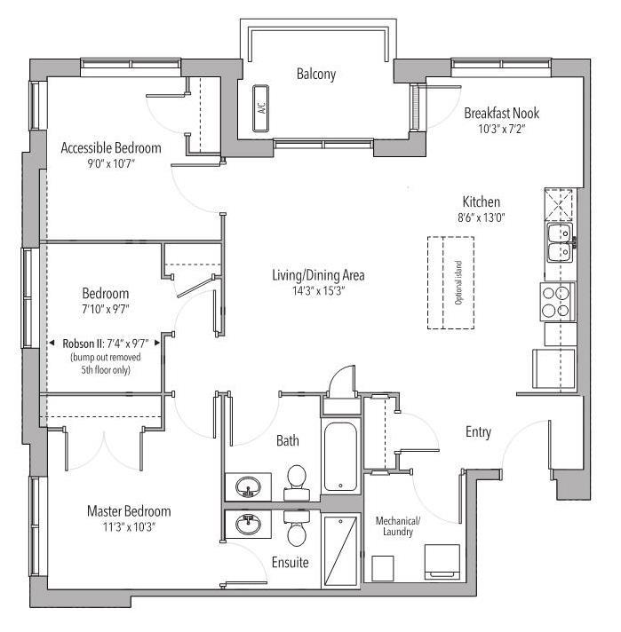 Robson Floorplan 1