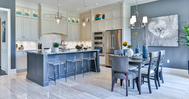 This New Beach Inspired Model Home is a Must See! Image