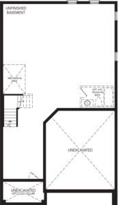 The Allure Floorplan 3