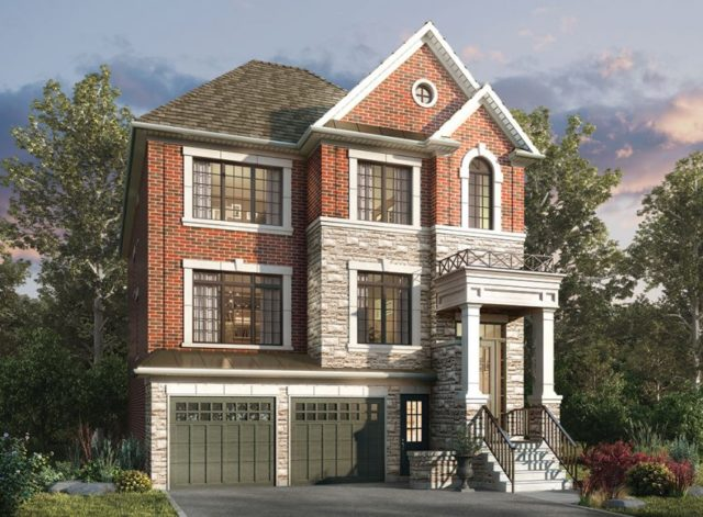 Edgewood in Pickering by Geranium