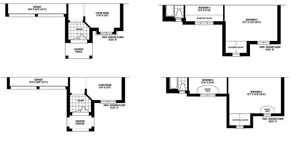 Treeline Floorplan 4