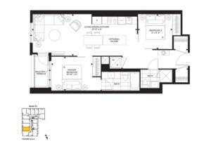 Portrait Floorplan 1