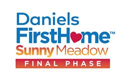 Daniels FirstHome™ Sunny Meadow- Final Phase Image