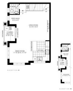 Windsor Corner Floorplan 2