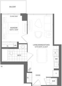 Pure Floorplan 1