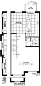 Willow Corner Unit Floorplan 2