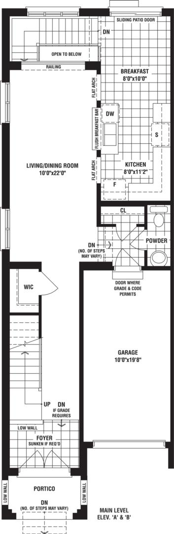 Gordon Floorplan 1