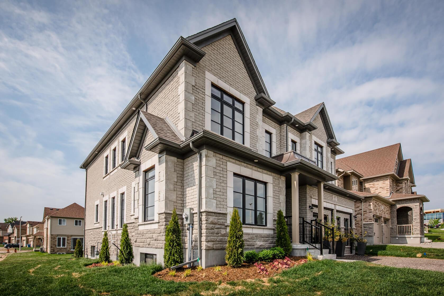 Solterra in South Guelph by Fusion Homes