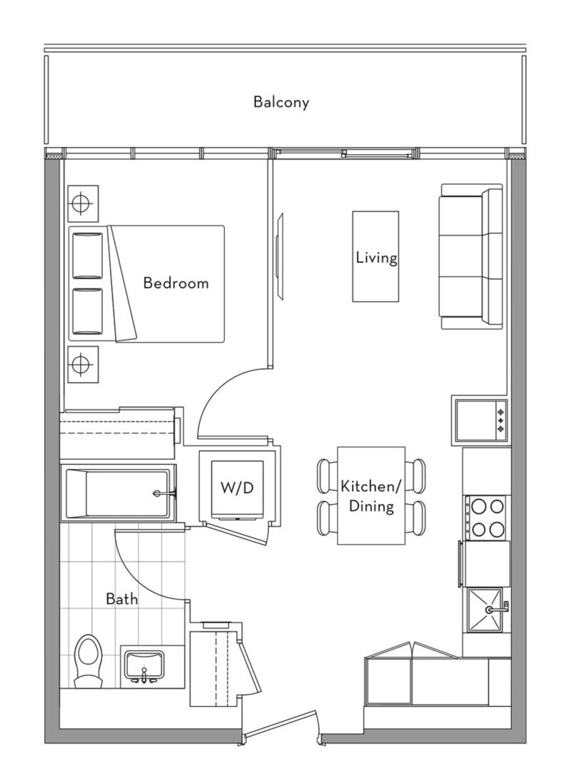 The Lakefront Collection - 008 Floorplan 1