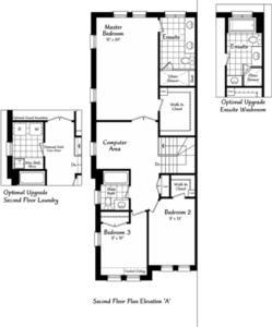 The Belevedere 7 Floorplan 2