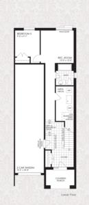 The Cornell Collection - The Cornell 1 Floorplan 1